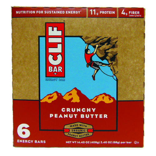 how to make peanut butter clif bars