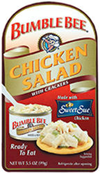 Bumble Bee Ready-to-Eat Chicken Salad Kit - 3.5 oz