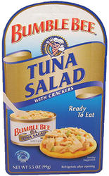 Bumble Bee Ready-to-Eat Tuna Salad Kit - 3.5 oz