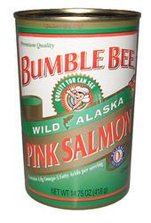 Bumble Bee Wild Pink Salmon - 14.75 oz