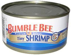 Bumble Bee Tiny Shrimp - 4 oz