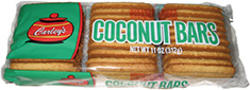 Carley's Coconut Bars - 11 oz