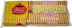 Carley's Shortbread Cookies - 10.5 oz