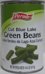 Parade Cut Green Beans - 14.5 oz