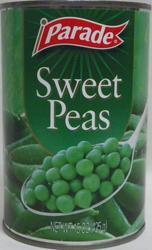 Parade Garden Sweet Peas - 15 oz