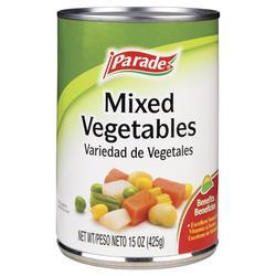 Parade Mixed Vegetables - 15 oz