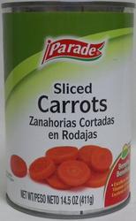 Parade Sliced Carrots - 14.5 oz