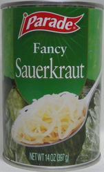 Parade Sauerkraut - 14 oz