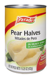 Parade Pear Halves - 15.25 oz