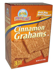 PattyCake Cinnamon Graham Crackers - 14.4 oz