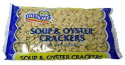 PattyCake Soup & Oyster Crackers - 12 oz