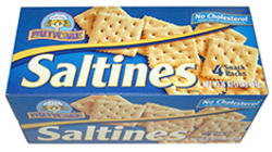 PattyCake Saltine Crackers - 16 oz