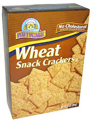 PattyCake Wheat Snack Crackers - 10 oz