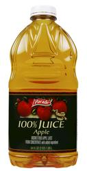 Parade 100% Apple Juice - 64 oz