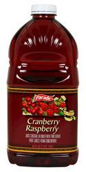 Parade Cranberry Raspberry Juice Cocktail - 64 oz