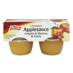 Parade Cinnamon Applesauce