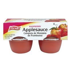 Parade Raspberry Applesauce