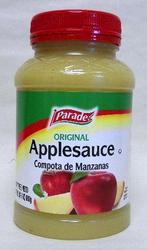 Parade Applesauce - 24oz