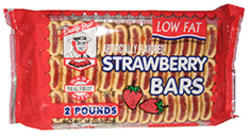 Daddy Ray's Strawberry Bars - 32 oz