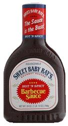 Sweet Baby Rays BBQ Hot and Spicy
