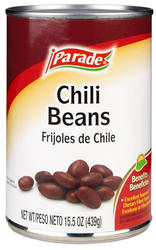 Parade Chili Beans - 15 oz