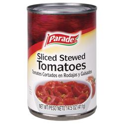 Parade Stewed Tomatoes - 14.5 oz