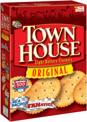 Keebler Town House Original Crackers - 16 oz.