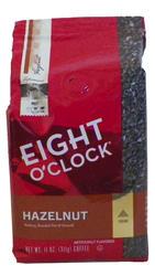 Eight O' Clock Hazelnut Ground Coffee - 11 oz
