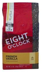 Eight O' Clock French Vanilla Ground Coffee - 11 oz