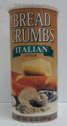 Karlin's Italian Style Bread Crumbs - 10 oz