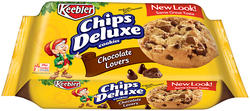 Keebler Chips Deluxe Chocolate Lovers Cookies - 13.3 oz.