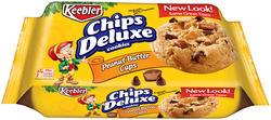 Keebler Chips Deluxe Peanut Butter Cups Cookies - 13.3 oz.