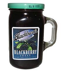 Blackburn's Blackberry Jelly - 18-oz Mug