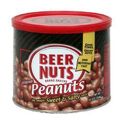 Beer Nuts Original Peanuts - 12 oz