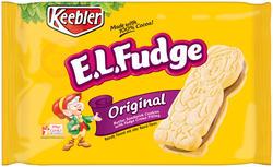 Keebler Fudge Shoppe E.L. Fudge Original Sandwich Cookies - 15 oz.
