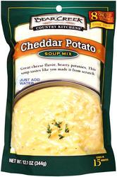 Bear Creek Cheddar Potato Soup Mix - 12.1 oz