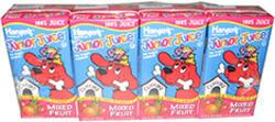 Hansen's Junior Juice 100% Mixed Fruit Juice Boxes - 4-pk