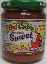 Red Cactus Sweet Mild Salsa - 16 oz