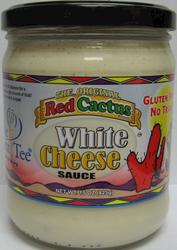 Red Cactus White Cheese Sauce - 15 oz