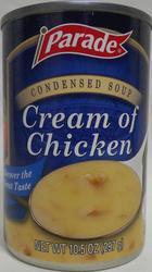 Parade Cream of Chicken Soup - 10.5 oz