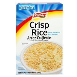 Parade Crispy Rice Cereal - 12 oz