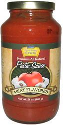 Hansen's Gourmet Supreme Meat Flavored Pasta Sauce - 24 oz
