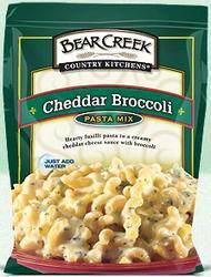 Bear Creek Cheddar Broccoli Pasta Mix - 12.1 oz
