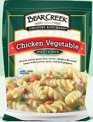 Bear Creek Chicken Vegetable Pasta Mix - 10.1 oz