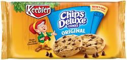 Keebler Chips Deluxe Original Cookies - 14.2 oz.