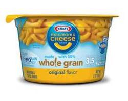 Kraft® Whole Grain Macaroni and Cheese - 2.05 oz.