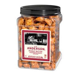 H.K. Anderson Original Peanut Butter-Filled Pretzel Nuggets - 24 oz
