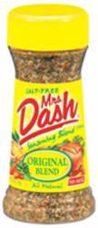 Mrs. Dash Original Seasoning Blend - 2.5 oz