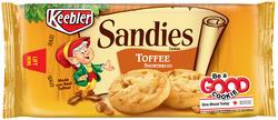 Keebler Sandies Toffee Shortbread Cookies - 13 oz.