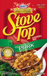 Kraft® Stove Top® Pork Stuffing Mix - 6 oz.